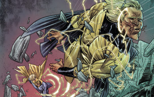 SENTRY #4 Preview