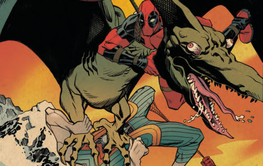 SPIDER-MAN DEADPOOL #38 Preview