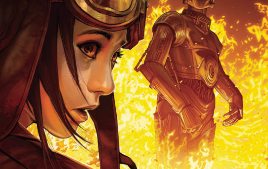 STAR WARS DOCTOR APHRA #24 Preview
