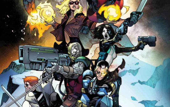 X-FORCE Is Back!