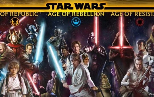 This is the AGE OF STAR WARS!