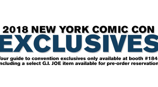 IDW Announces New York Comic Con 2018 Exclusives