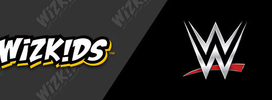 WizKids Announces New Licensing Partnership with WWE®