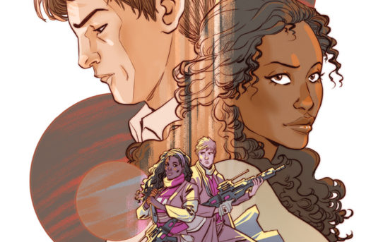 BOOM! Studios Unveils FIREFLY #2 Variant Cover By Marguerite Sauvage