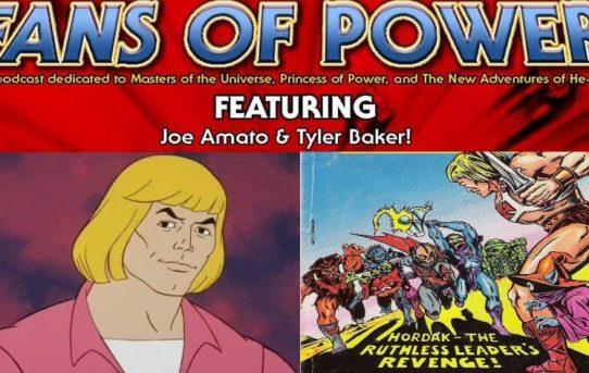 Fans of Power Episode 150 - Character Spotlight: Prince Adam & Hordak: The Ruthless Leader's Revenge