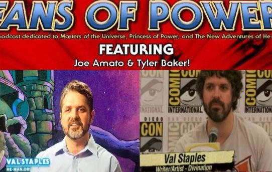 Fans of Power Episode 151 - An Evening With Val Staples