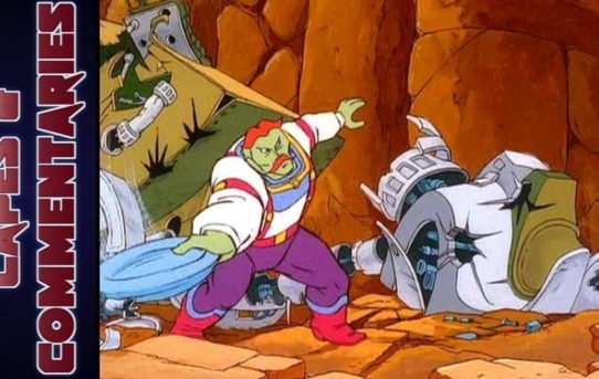 "Capes and Commentaries #22 - Bravestarr ""The Day The Town Was Taken"""