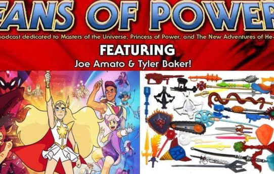 Fans of Power Episode 152 - She-Ra Netflix Trailer Reaction & Weapons: Who Needs Them, Who Doesn't?