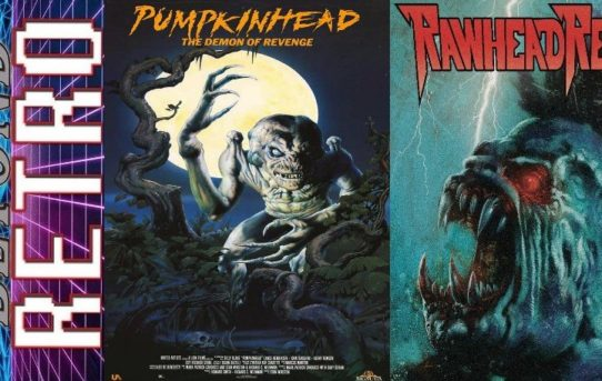 Beyond Retro Episode 57 - Rawhead Rex/Pumpkinhead