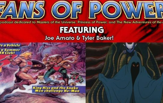 "Fans of Power Episode 154 - Character Spotlight: Dark Dream & ""The Armies Of King Hiss"""