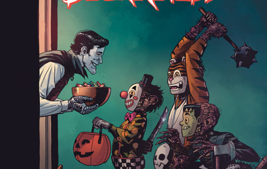 ARMY OF DARKNESS HALLOWEEN SPECIAL Preview