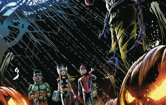 AVENGERS HALLOWEEN SPECIAL #1 Preview