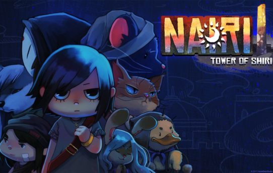 NAIRI: Tower of Shirin - Set for Release 29th November (Switch/Steam)