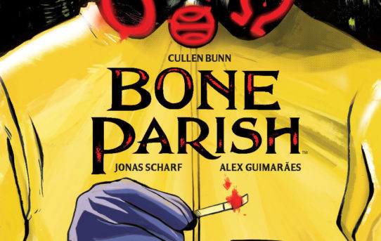 BONE PARISH #4 Preview