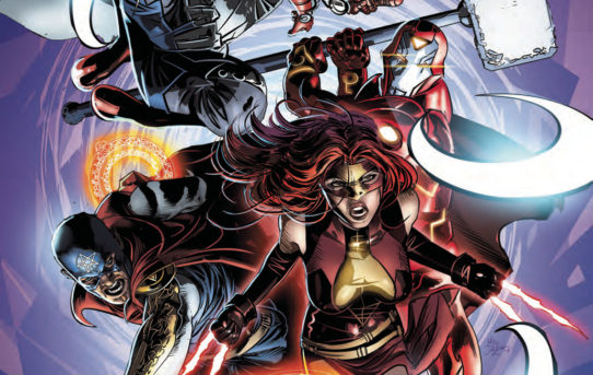 INFINITY WARS #4 (OF 6) Preview