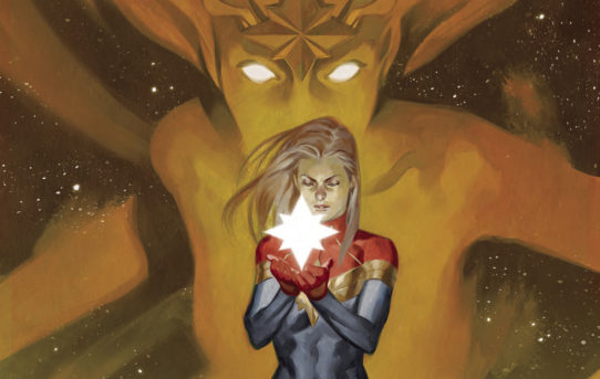 LIFE OF CAPTAIN MARVEL #4 (OF 5) Preview