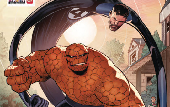 MARVEL TWO-IN-ONE #11 Preview