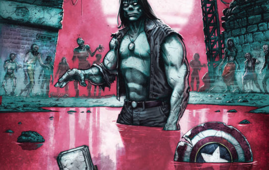 MARVEL ZOMBIE #1 Preview