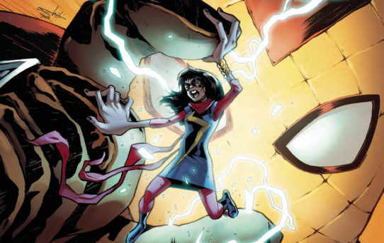 MS MARVEL #35 Preview