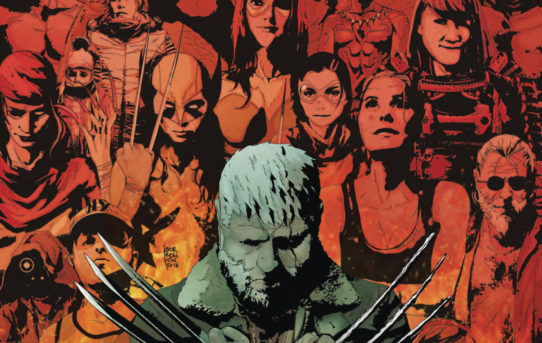 OLD MAN LOGAN #50 Preview
