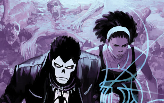 Valiant Previews: SHADOWMAN #8 (NEW ARC!) – On Sale October 24th!
