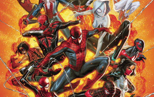 SPIDER-GEDDON #1 (OF 5) Preview
