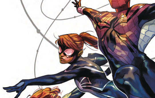 SPIDER-GIRLS #1 (OF 3) Preview