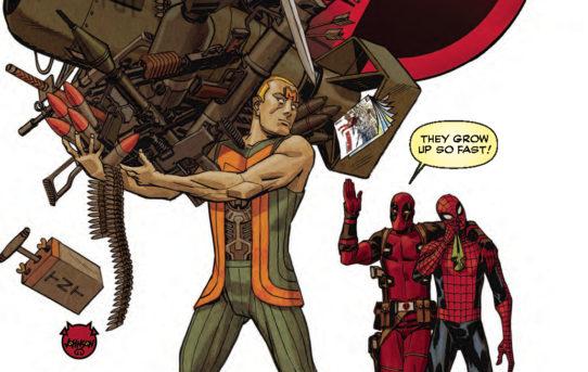 SPIDER-MAN DEADPOOL #40 Preview