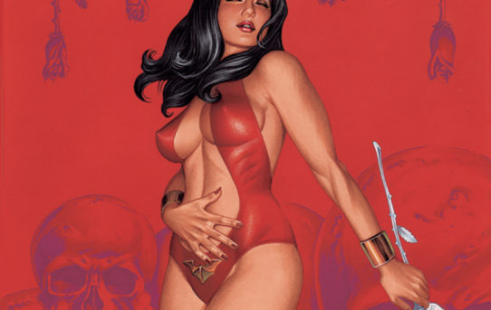 VAMPIRELLA ROSES FOR DEAD #2 (OF 4) Preview