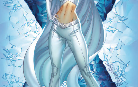 X-MEN BLACK EMMA FROST #1 Preview