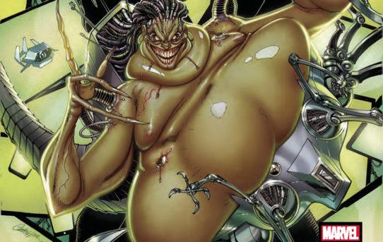X-MEN BLACK MOJO #1 Preview