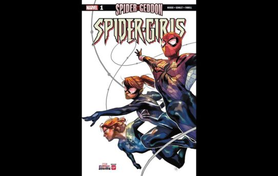 Comic Book Chronicles Ep. 287: A Whole Web of Spider Books