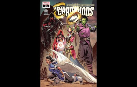 Comic Book Chronicles Ep. 284: Champions of Danger & Delight
