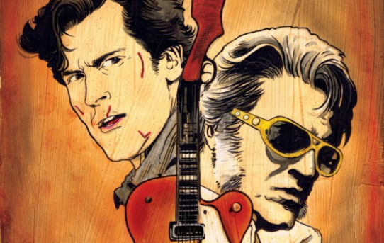Hail to the Kings! Dynamite Entertainment Reveals 'Army of Darkness/Bubba Ho-Tep' Series!