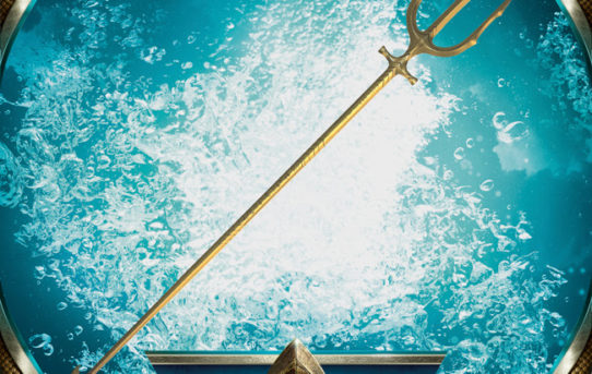 Aquaman 2018 Trident Prop Replica From Factory Entertainment
