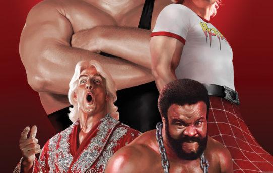 BOOM! Studios Announces WWE: FOREVER #1