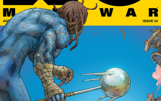 Valiant Previews: X-O MANOWAR #20 – On Sale October 24th!