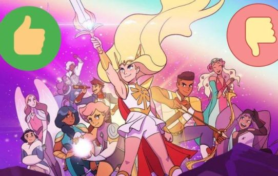 Fans of Power Episode 157 - Netflix She-Ra and the Princesses of Power Season 1 Review
