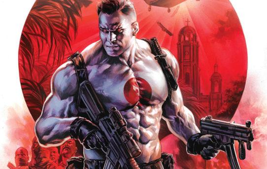 Valiant Previews: BLOODSHOT RISING SPIRIT #1 – On Sale November 14th!