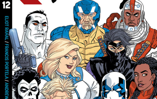 Valiant Previews: QUANTUM AND WOODY! #12 – On Sale November 21st!