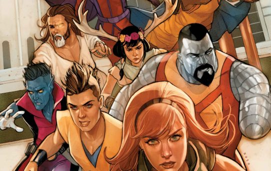 Marvel Invites You To ENTER THE AGE OF X-MAN!