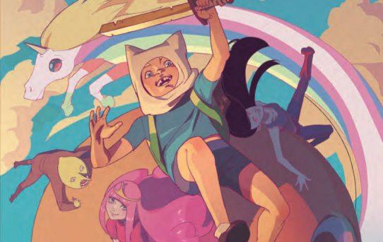 Adventure Time Comics Vol. 6 SC Preview