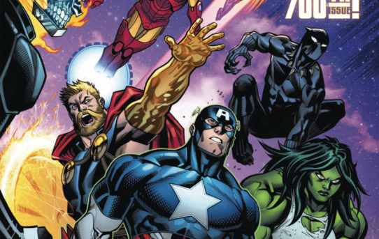 AVENGERS #10 Preview