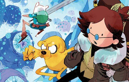 Adventure Time Season 11 #2 Preview