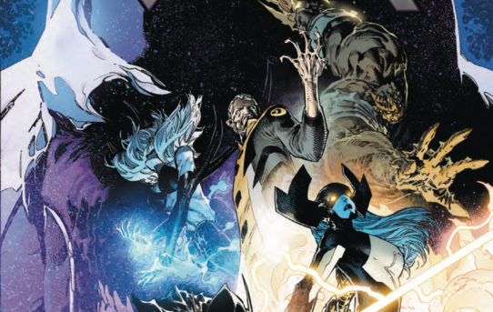 BLACK ORDER #1 Preview