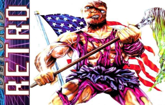 Beyond Retro Episode 61 - The Toxic Avenger