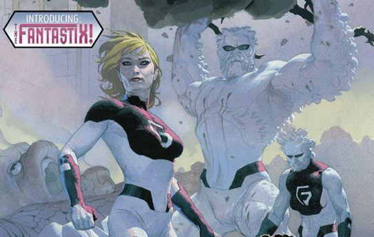 FANTASTIC FOUR #4 Preview