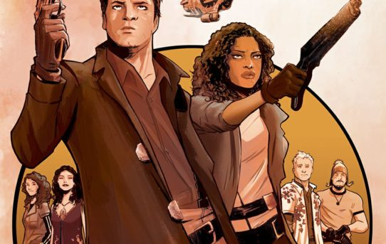 Firefly #1 Preview