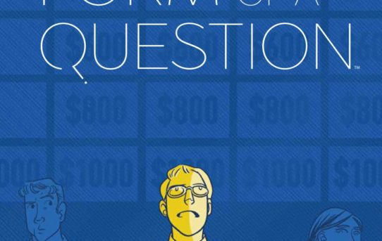 Form of a Question OGN HC Preview
