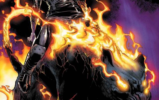 INFINITY WARS GHOST PANTHER #1 (OF 2) Preview